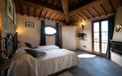 Villa Peccioli 5 Schlafzimmer 06