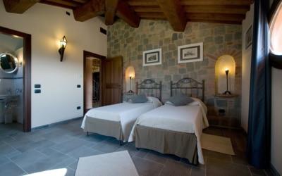 Villa Peccioli 5 Schlafzimmer 07