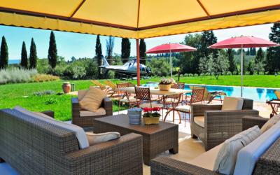Villa Peccioli 5 Terrasse 01