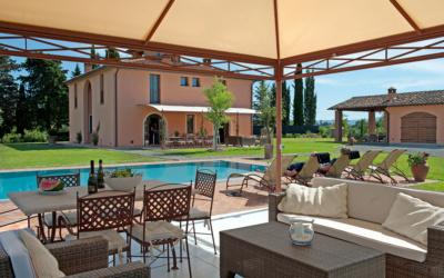 Villa Peccioli 5 Terrasse 02