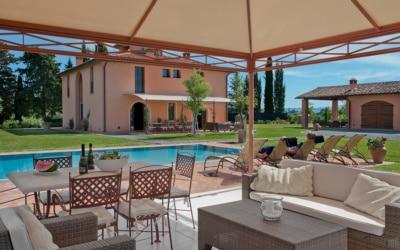 Villa Peccioli 5 Terrasse 05