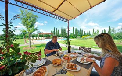 Villa Peccioli 5 Terrasse 07