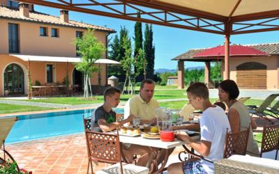 Villa Peccioli 5 Terrasse 08