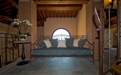 Villa Peccioli 5 Treppenhaus 01