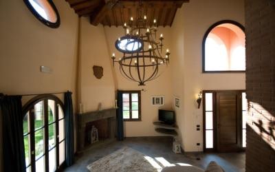 Villa Peccioli 5 Wohnraum 03