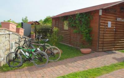 Wellness Residenz Sorano Fahrräder