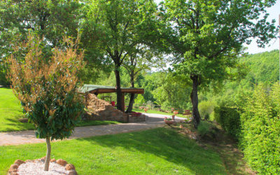Wellness Residenz Sorano Parkanlage 03