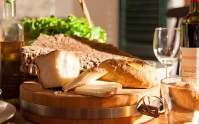 Käse aus der Toskana