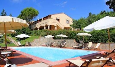 Ferienhaus In Toscana