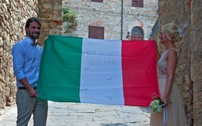 """""""Heiraten auf Italienisch"""""""