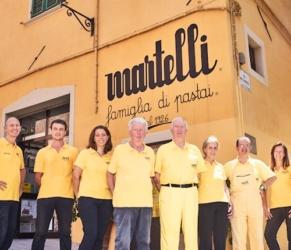 """Familie Martelli"""" © Pastificio Martelli"""