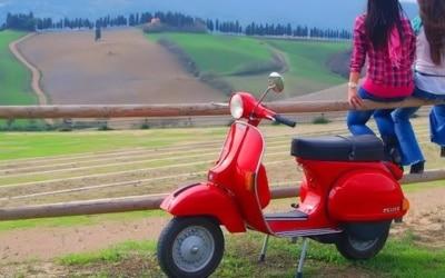 """""""La dolce vita auf zwei Rädern"""""""