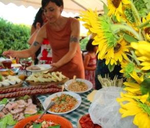 Unkonventionell in der Toskana heiraten