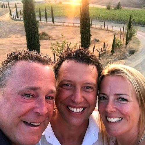 Urlaub im Weingut mit Freunden: Weinberg im Weingut Terricciola 6