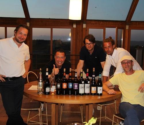 Weinprobe mit Önologen direkt beim Erzeuger - Weinstadt Terricciola