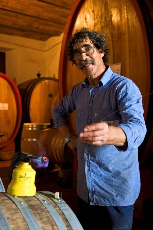 Weinprobe in der mittelalerlichen Burg Chianti 4 – Chianti Classico