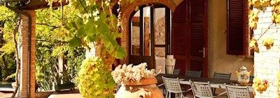 Villa Rapolano Terme 1