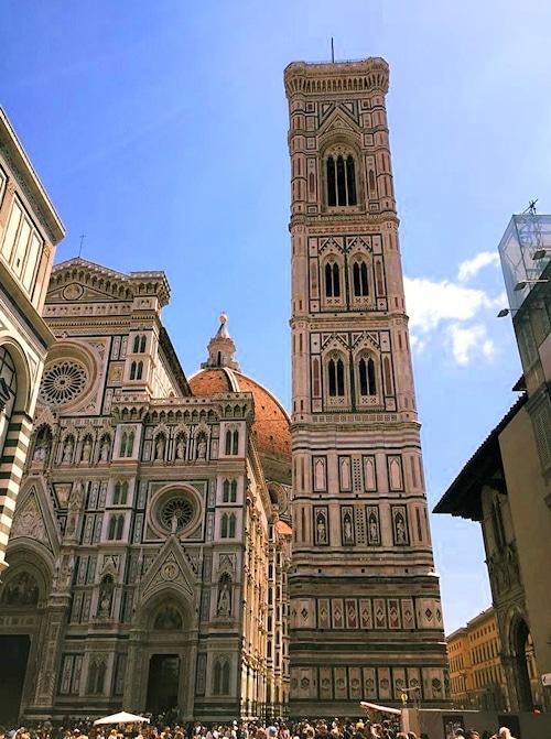 Florenz - Campanile di Giotto