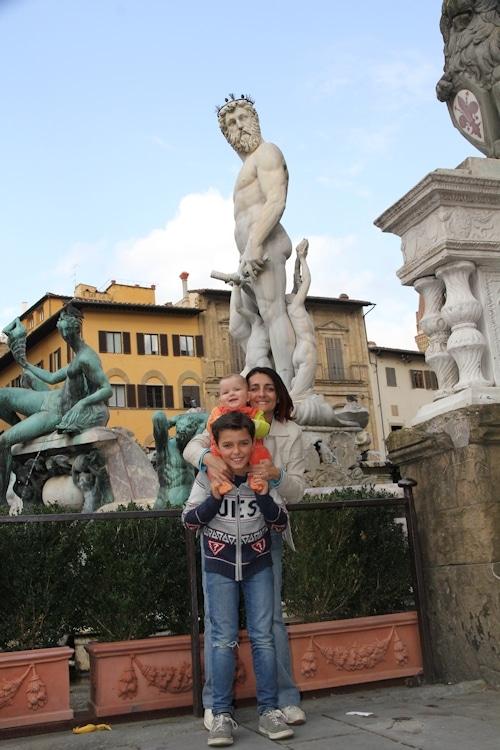 Florenz - Neptun-Brunne