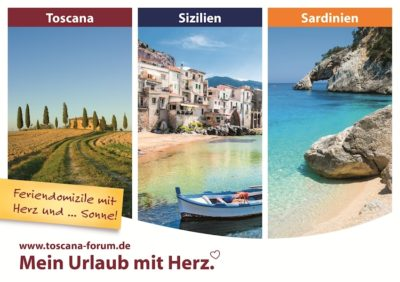 Mein Urlaub mit Herz | Toscana Forum