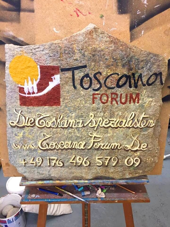 Vertretung in Via Poggiarelli 9 Terricciola