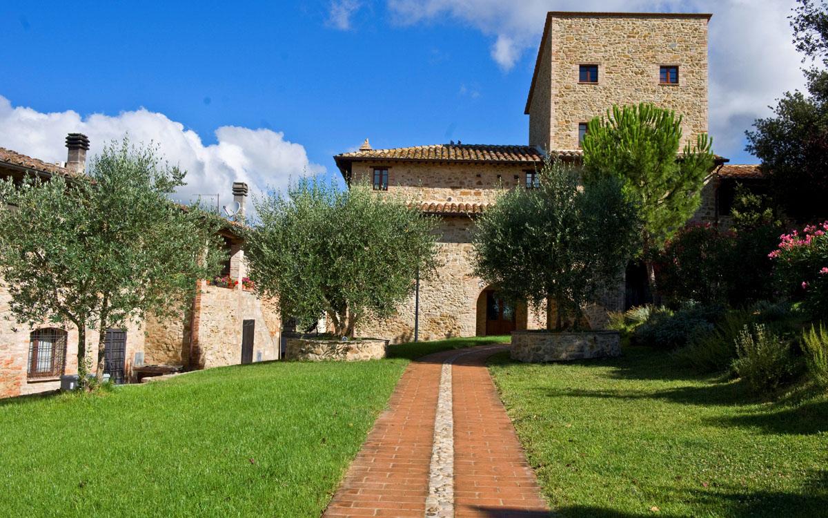 Burg Castiglione (1)