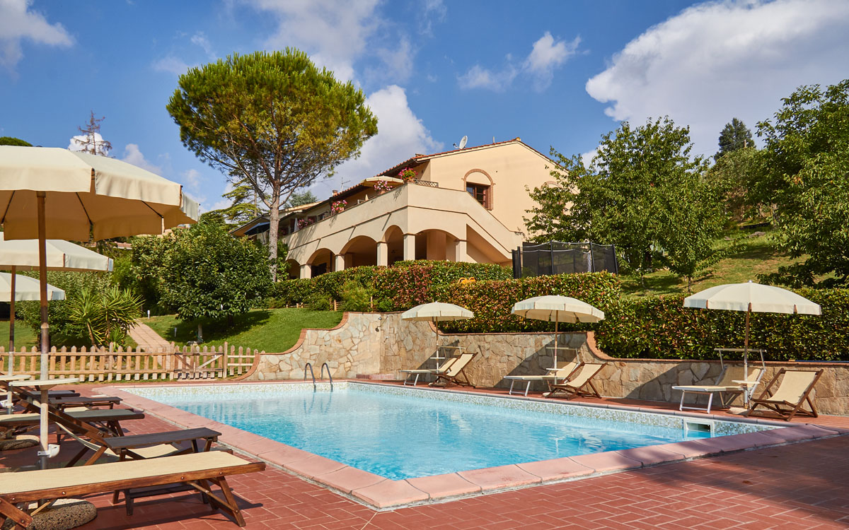 Ferienhaus In Toscana (1)