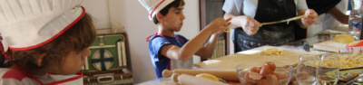 Kochkurs für Kinder in der Toskana Headerimage | Toscana Forum