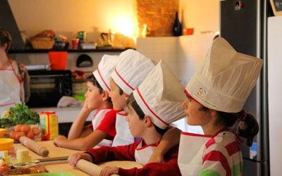 Kochkurs für Kinder