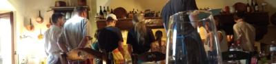 Kochkurs in der Renaissance Villa Headerimage | Toscana Forum