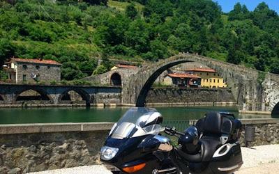 Motorradurlaub in der Toskana
