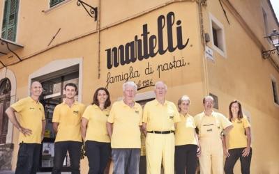 Nudelfabrik in der Toskana (3)