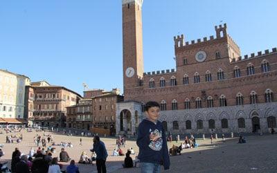 Unterkünfte Siena und Umgebung