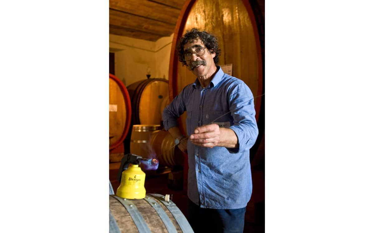 Weinprobe in der Burg (1)