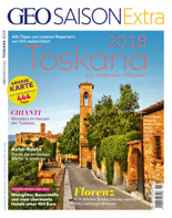 Empfehlung Geosaison 2019 Extra Toskana
