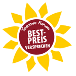 Toscana Forum Bestspreisversprechen Logo