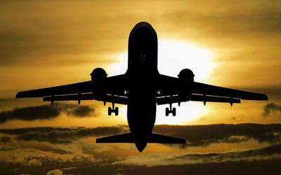 Flugberatung und -buchung