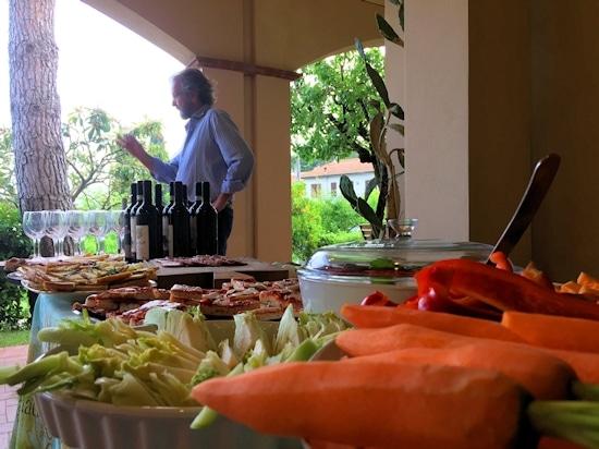 Weinprobe aus der Perspektive der toskanischen Karotten © Toscana Forum