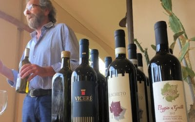 Toscana-Forum lädt zur Weinprobe ein