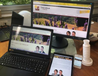 Toscana Forum: neue Website ist online