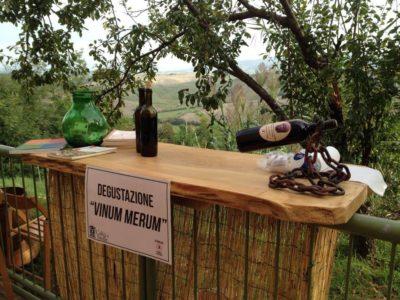 Weinverkostung in Terricciola