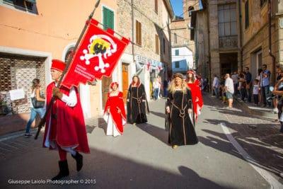 Weinfest in Terricciola