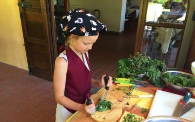 Bio-Kochkurs 31 ~ Soße für Curcuma-Tortelli