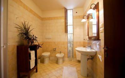 Ferienwohnung Toskana 3  - Badezimmer
