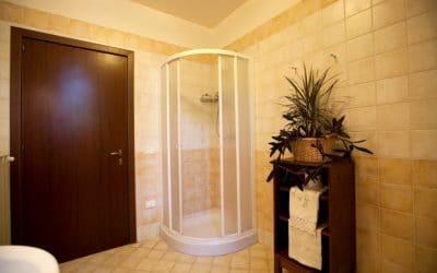 Ferienwohnung Toskana 3  - Dusche