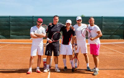 Tennisurlaub Toskana