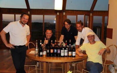 Tennisurlaub Toskana, Weinprobe (31)
