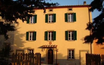 Bed and breakfast Casteldelpiano