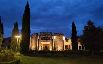 Landgut Terricciola Nachts (3)