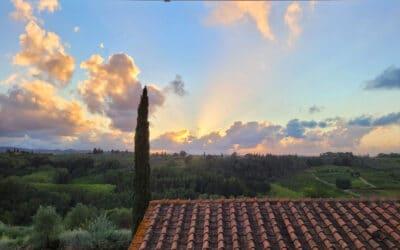 Landgut Terricciola Sonnenaufgang (3)